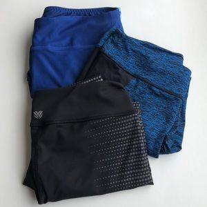 Bundle of 3 Forever 21 Workout Pants